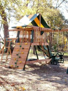 Amenities - Playground area