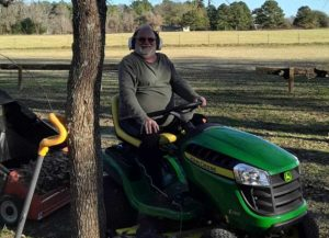 Uncle Fred at The Ranch at Walston Springs